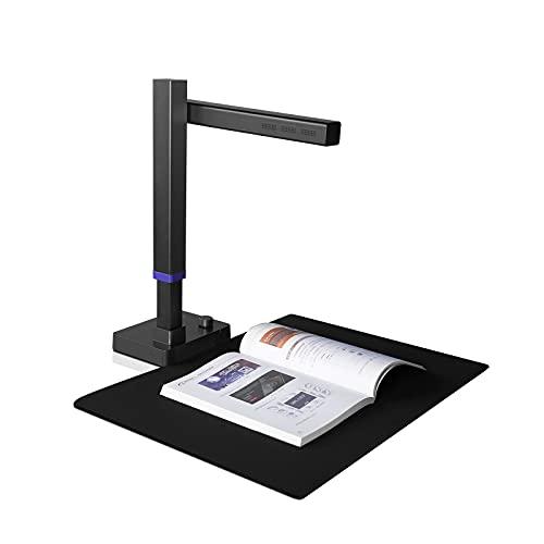CZUR Shine Ultra ドキュメントスキャナー A3対応 高速ブックスキャン 授業&オフィス用 OCR機能1300万画素 自動平坦化 歪み補正 USB書画カメラ Windows&MacOS対応 ZOOM対応 PSE認証済日本国内専用