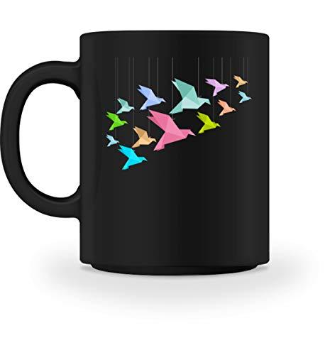 Chorchester Ideal für Origami Bastel Fans - Tasse