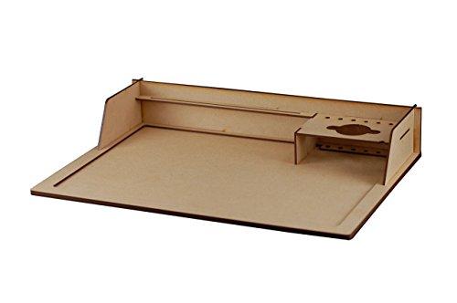 コバアニ模型工房 モデリングボード 1 木製組み立て式 模型製作用作業台 TW-023
