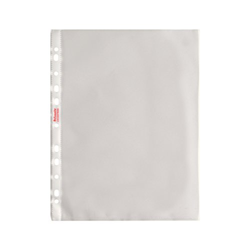 ESSELTE Buste perforate DELUXE - PPL antiriflesso - f.to 22 x 30 cm - 395697600