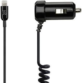 【国内正規代理店品】 SCOSCHE カーチャージャー 5W Car Charger for Lightning Devices I2C05
