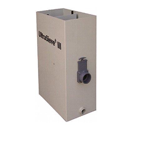 AquaForte UltraSieve III Schwerkraft Siebbogenfilter , mit 2 Eingängen