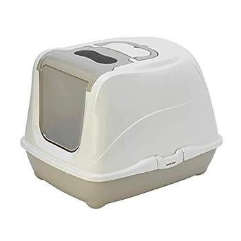 Moderna Toilettes pour Chat Flip Cat Jumbo - Gris