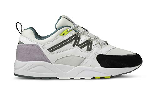karhu F804091JET Black/White Zapatos y Zapatillas Mujer Blanco 36