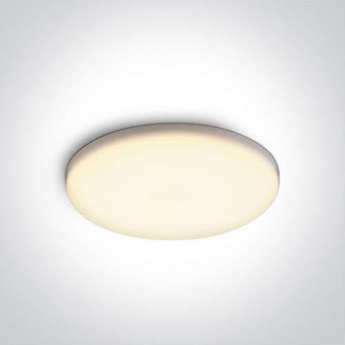 ONE Light - 10115CF/W LED sin marco 15W WW IP65 230V