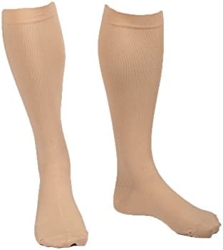 EvoNation Men s USA Made Graduated Compression Socks 30 40 mmHg Extra Firm Pressure Medical product image