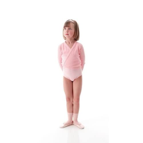 New childrens cotton lycra cross over ballet wraps byTappers /& Pointers /& Freed
