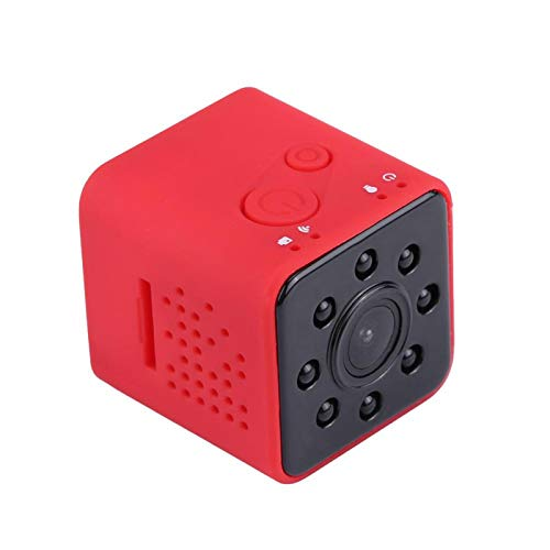 SALUTUYA Cámara 1080P con Lente Gran Angular, Montaje Giratorio, cámara de Movimiento(Red)