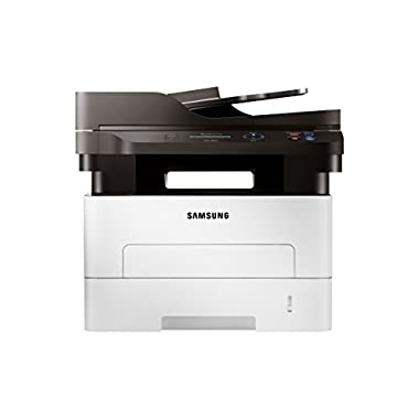 Samsung Xpress M2875DW Wireless Monochrome Laser Printer with Scan/Copy, Duplex Printing and Built-in Ethernet (SS351A)