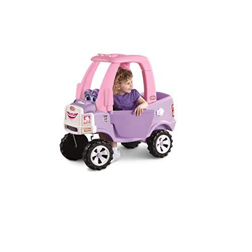 Little Tikes Princess Cozy Truck Ride-On