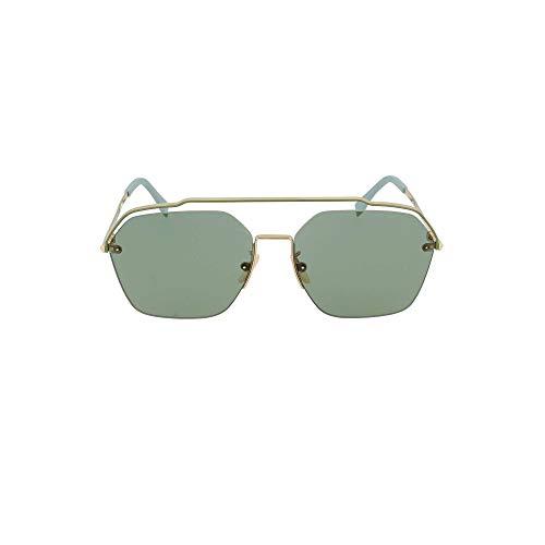FENDI Luxury Fashion Hombre FFM0032SJ5GO7 Negro Gafas De Sol | Temporada Outlet