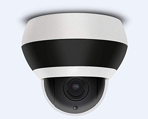 Cámara IP Hibrid PTZ de alta velocidad 1080p 1/2 8 baja iluminación IMX307 CMOS 4X óptico