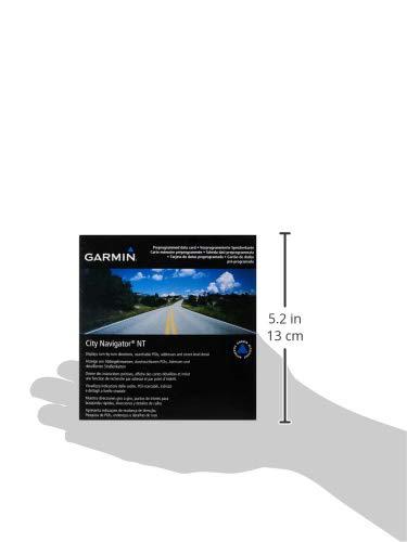 ガーミン CityNavigator ヨーロッパ microSD SD 正規輸入品 海外地図ソフト 1068050