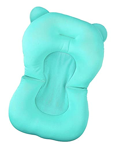 Babify Cojin de Baño para Bañera de Bebe - Antideslizante - Suave y Cómodo - Nuevo Modelo