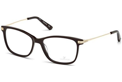 Swarovski Geraldine SK5180 C53 048 (shiny dark brown / ) Brillengestelle