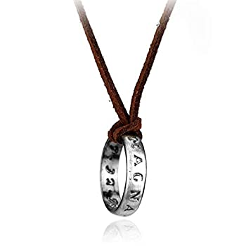 Sir Francis Drake Ring Necklace from Uncharted 3 Collector s Edition