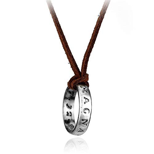 Sir Francis Drake Ring Necklace from Uncharted 3 Collector's Edition