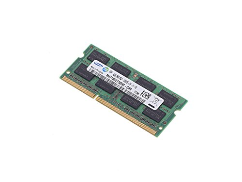 Samsung 4GB DDR3 1333MHz Unbuffered SODIMM 4GB DDR3 1333 MHz modulo di memoria (DDR3, Computer portatile, 204-pin SO-DIMM, 2 x 2 GB, SO-DIMM, 512Mx64)
