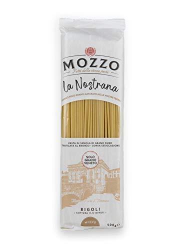 Pasta Artigianale 100% Italiana - Bigoli 500 g - Pastificio Mozzo