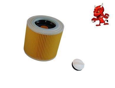 1 Cartouche de Filtre Filtre Rond Lamellenfilter pour Dewalt D27902