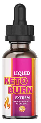 NEU: Saint Nutrition® Keto Burn Liquid – EXTREM schnell – für Männer und Frauen – mit hochwertige natürliche Inhaltsstoffe – STARK – ERFOLG – STOFFWECHSEL (1x)