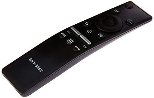 Controle Remoto Smart TV LED Samsung UN55RU7100GXZD com Netflix/Prime Vídeo/Internet