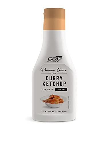 Got7 Nutrition Salsa Al Ketchup Al Curry - 240 ml