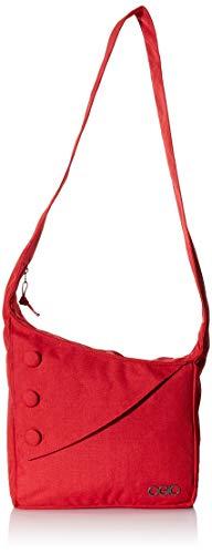 OGIO Bolsa feminina Brooklyn, média, vermelha