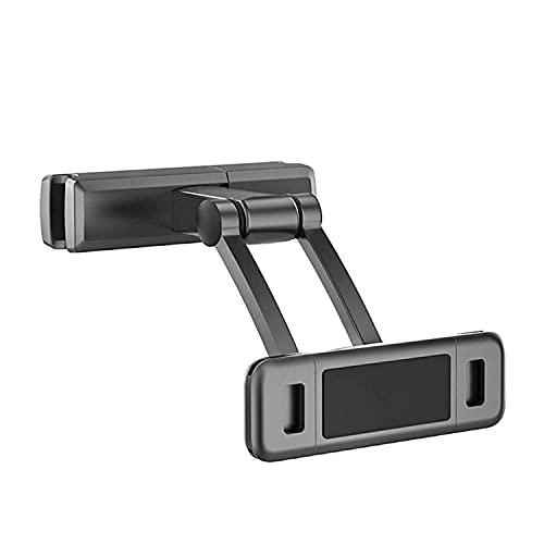 VNASKH Soporte para teléfono con reposacabezas para asiento trasero de coche para tableta iPad 4,7-12,3 pulgadas soporte de coche para asiento trasero soporte de montaje para almohada accesorios