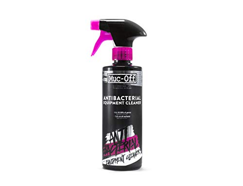 Muc-Off Limpiador Antibacteriano para Equipos Deportivos de Interior, 500 ml ⭐