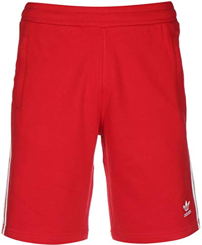 adidas 3-Stripe Herren ROT Shorts GD9967