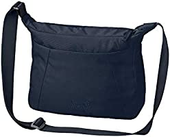 Jack Wolfskin Valparaiso Bag Umhängetasche Alltag Tasche - Borsa a tracolla Donna