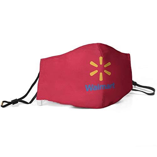 Winter Scarf Men Women Kids Reusable Walmart-Supermarket-Logo- Cool Nose Mouth Face Cover