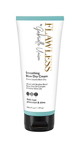 Flawless by Gabrielle Union - Smoothing Blow Dry Hair Cream, 6 OZ