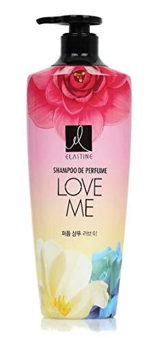 [LG] Elastine Perfume Love Me Shampoo (600ml)