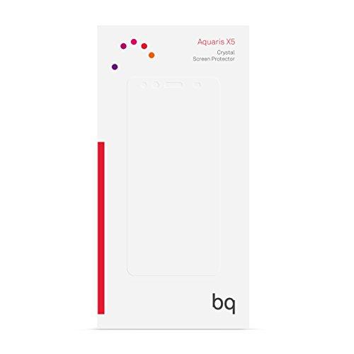 bq E000653 Schutzfolie für X5 Crystal aquaris