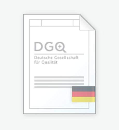 Das Lebensdauernetz: Leitfaden zur grafischen Bestimmung von Zuverlässigkeitskenngrößen der Weibull- Verteilung (DGQ-Band)