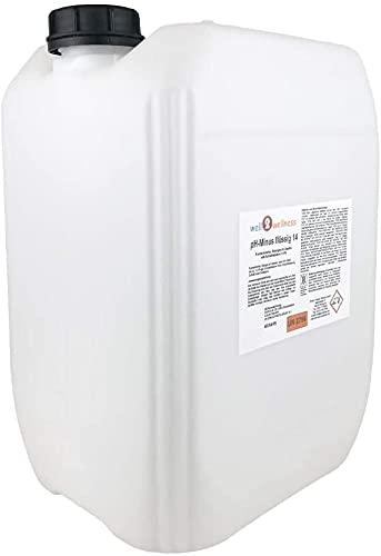 Pool pH Minus flüssig 14 / pH Senker flüssig 22 kg Kanister
