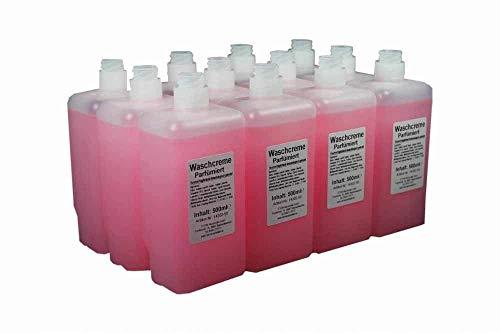 Seifencreme 12 x 500 ml ROSA - Nachbau für CWS 463