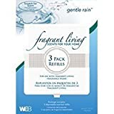 Protect Plus Industries WSDR-GR Gentle Rain Refill 3 Pack by Protect Plus Industries