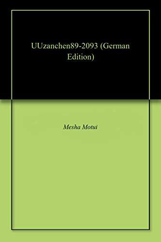 UUzanchen89-2093 (German Edition)