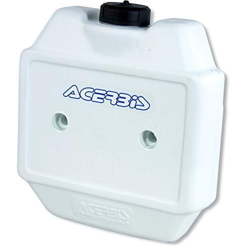 Acerbis 0002685.030 Deposito de Combustible DELANTERO Auxiliar Blanco