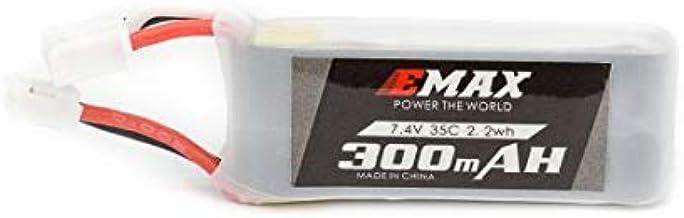 EMAX Tinyhawk S 2s Lipo Battery 300mah 35C 7.4V (Single Battery)
