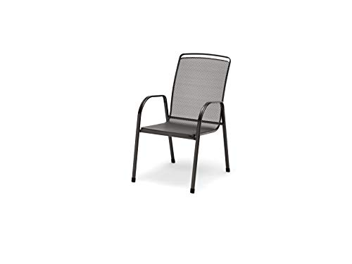 KETTLER Classic Garden Savita Chair IRON GREY