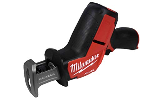Milwaukee 2520-20 M12 FUEL 12V Cordless HACKZALL Reciprocating Saw, 12 Volt