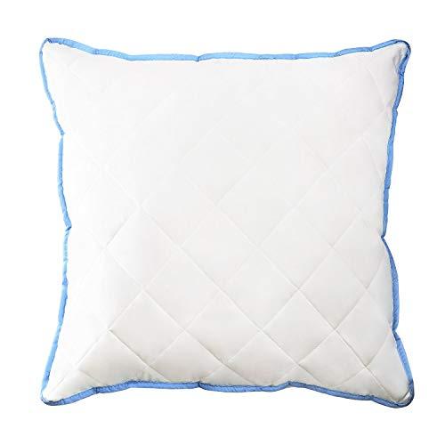 Mister Sandman Essential+ Kissen aus Mikrofaser, Premium Kopfkissen, samtig weich, für einen gesunden Schlaf 50 x 50 cm