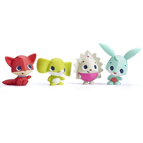 Tiny Love Brinquedos para o Banho Xl Multicolor