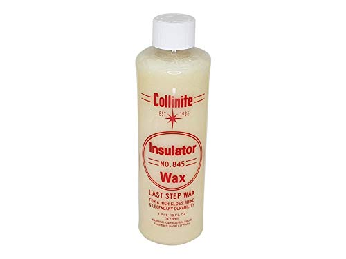 Collinite 845 Insulator Wax, 473 ml