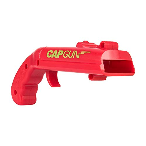 MIMIVIVA Cap Gun Bottle Opener, Beer Bottle Cap Gun Toy Gun, Bottle Cap...