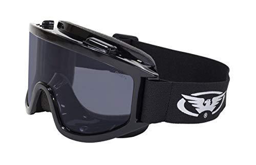 Global Vision Eyewear Wind-Shield Anti-Fog Safety Goggles